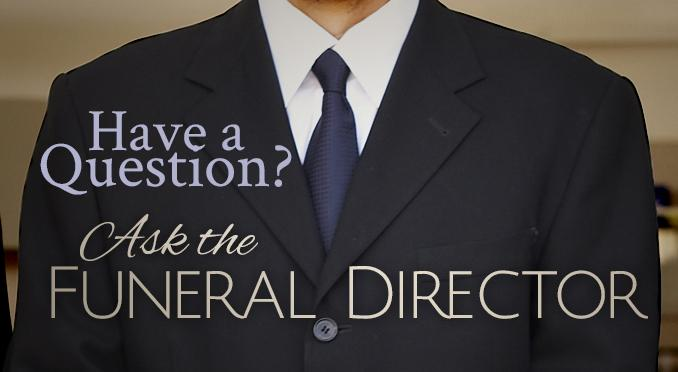have a question? ask the director